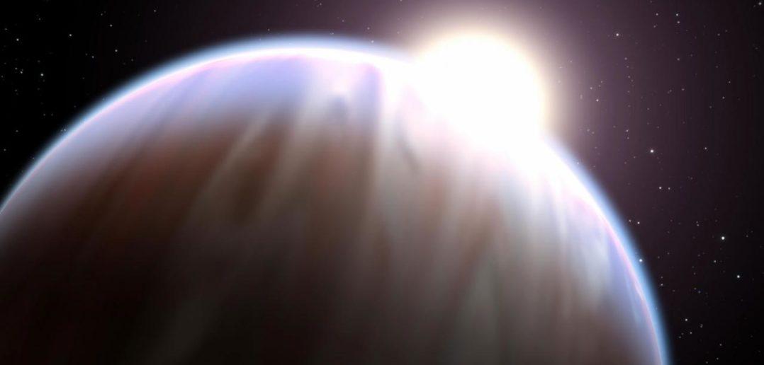 Super-puff exoplanet