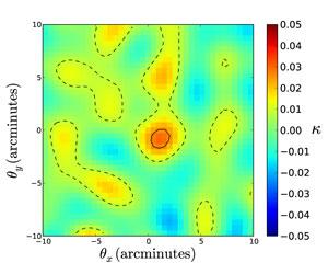 Galaxies' average dark matter halo