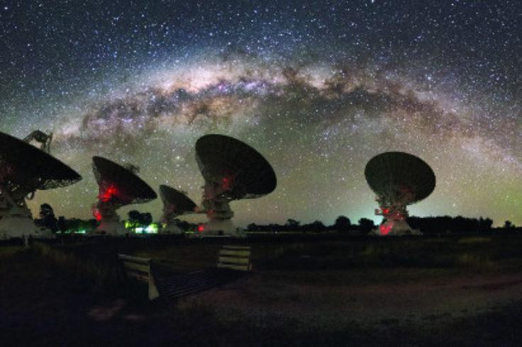 Australia's Compact Array