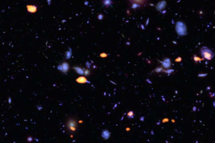 ALMA image of Hubble Ultra Deep Field