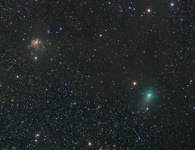 Comet vs. Nebula