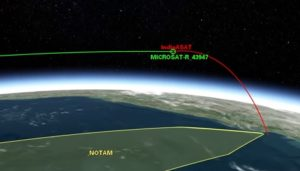 Indian ASAT Test