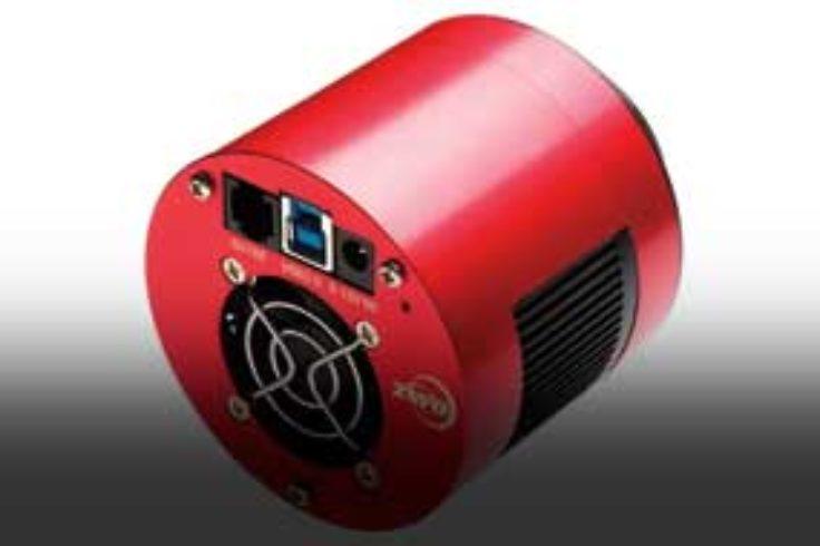ZW Optical's ASI 224MC-Cool camera