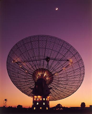 Parkes radio telescope ASKAP