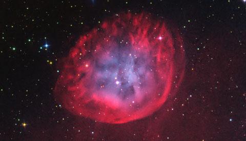 Hunting Giant Planetary Nebulae