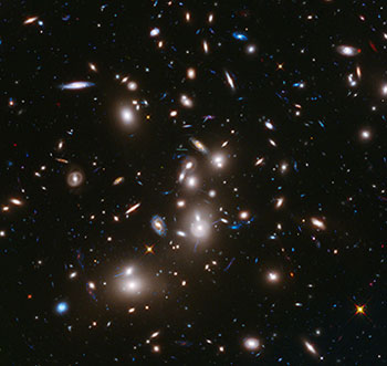 Abell 2744, the first of the Hubble Space Telescope Frontier Fields