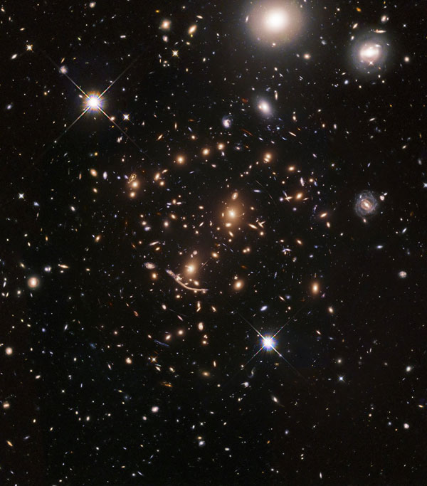 BUFFALO image of Abell 370