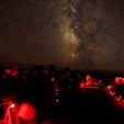 Star party on Maine's Cadillac Mountain