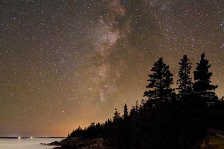 Acadia starlight