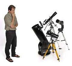 how to choose a telescope from this assortment?