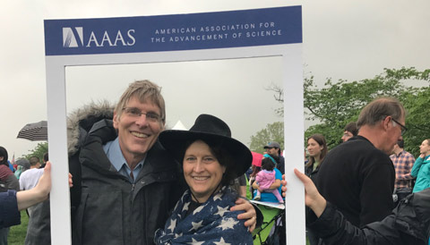 Why We Marched for Science