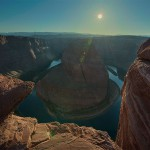 Annular Horseshoe Bend
