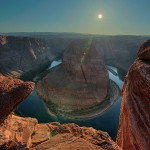 Annular Horseshoe Bend1