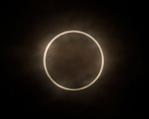 Annular eclipse May 20 2012