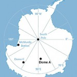 Dome A in Antarctica