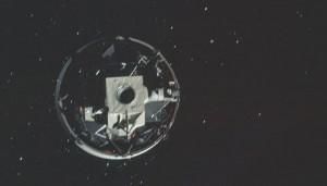 Apollo 16 Booster Separation