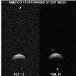 Triple asteroid