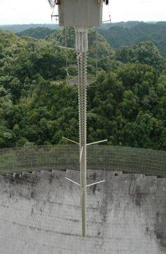 Arecibo Line Feed
