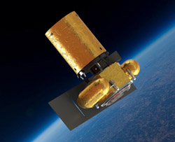Planetary Resources' Arkyd 101 spacecraft