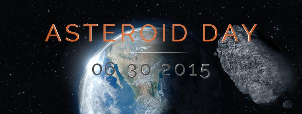 Asteroid Day logo