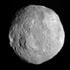 Vesta as seen by Dawn on July 9, 2011