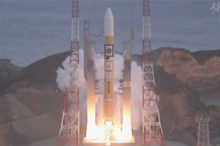 Astro-H Launch