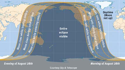 Aug'07 world eclipse map