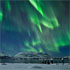 Aurora over northern Norway