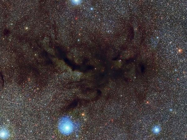 Barnard 59 star-forming region