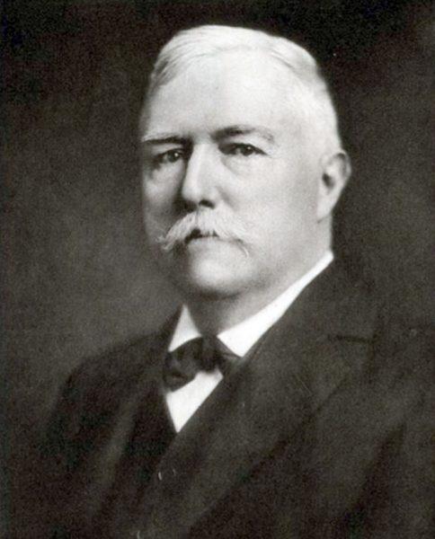 E. E. Barnard portrait