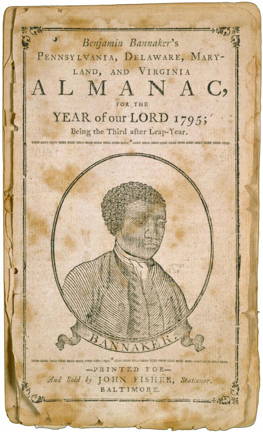 Benjamin Banneker's first almanac