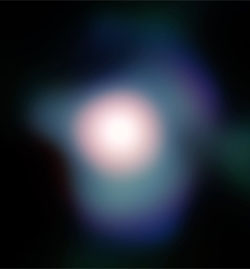 Betelgeuse resolved with the VLT