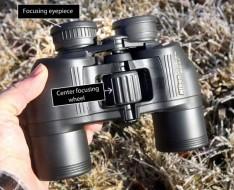 Binocular basics