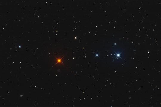 R Leporis Carbon Star