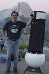 Bob Naeye at Yosemite