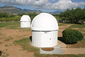 Bruce Gary's Hereford Arizona Observatory