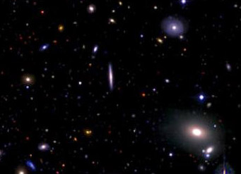 Extremely distant galaxies