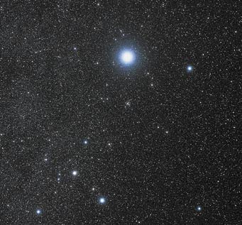 Canis Major, with Sirius