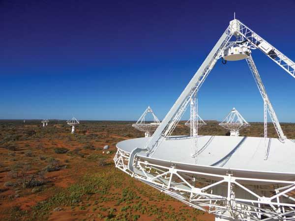 ASKAP in Western Australia