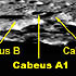 Telescopic view of Cabeus A1