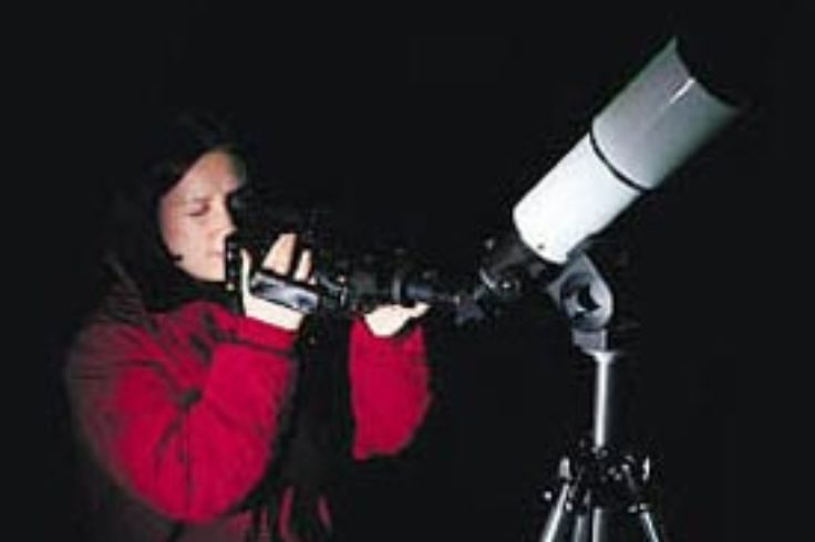 Camcorder for occultations