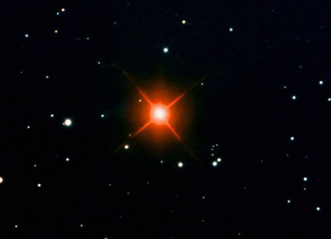 Carbon Stars Will Make You See Red