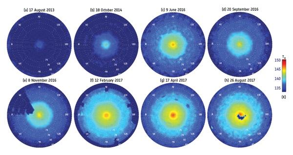 cassini hexagon