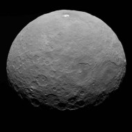 """The """"other"""" dwarf planet"""