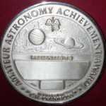 Chambliss Medal for Amateur Achievement in Astronomy