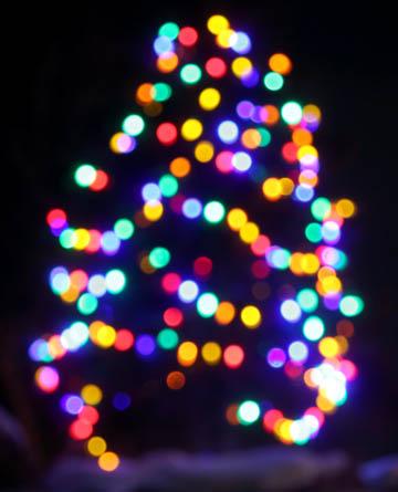 Eyeful of Christmas Color
