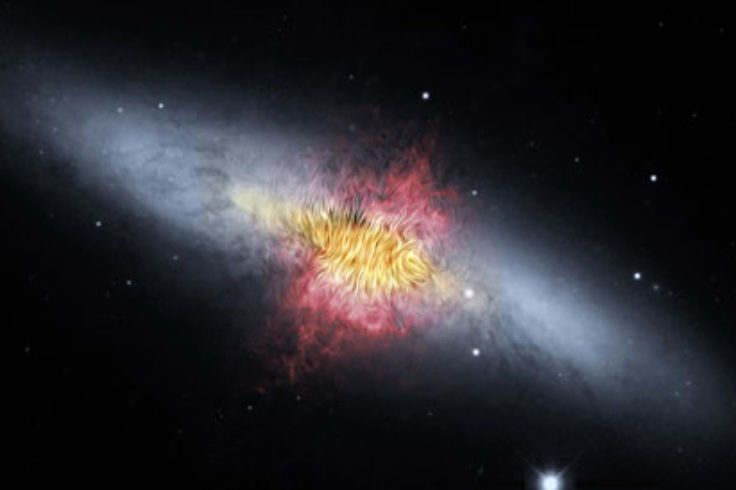 Cigar Galaxy's Galactic Superwind
