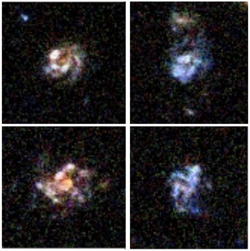 Clumpy galaxies