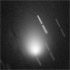 Comet Hergenrother flares up