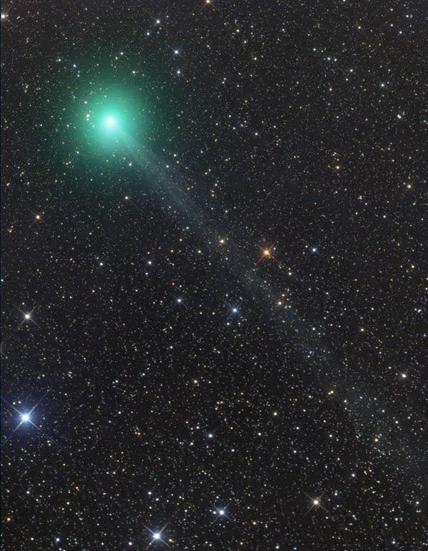 Comet Lovejoy, C/2014 Q2, on Nov. 27, 2014